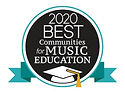 Best Communities for Music Education Log
