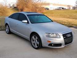 2008 Audi A6 Right Front