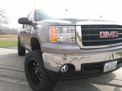 2008gmc right front