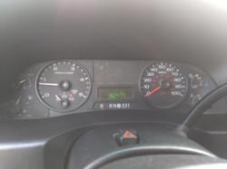 2006 ford f350 dump gauge