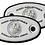 Thumbnail: Rigid Industries A series Pair (white) 48224