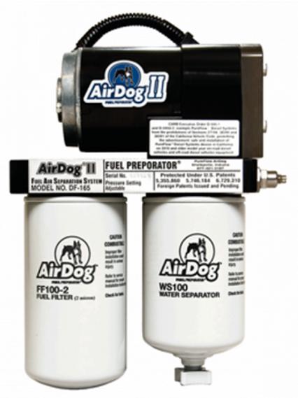 AirDog II Fuel Air Separation System DF-165