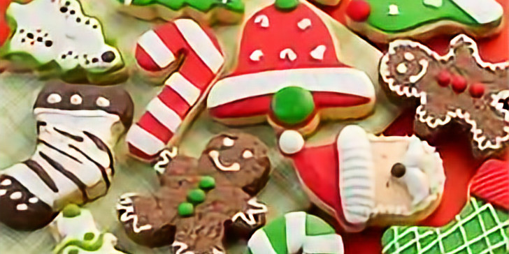 Christmas Baking Party