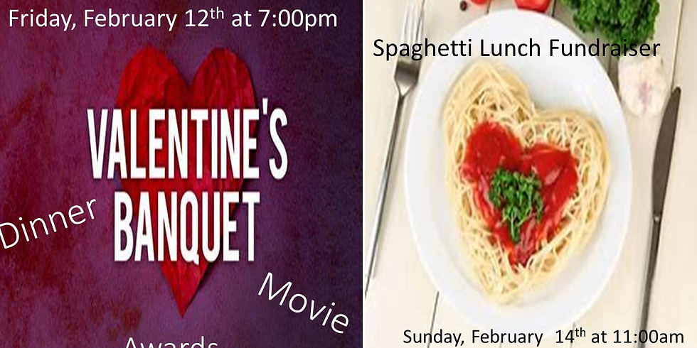 Valentine Spaghetti Fundraiser