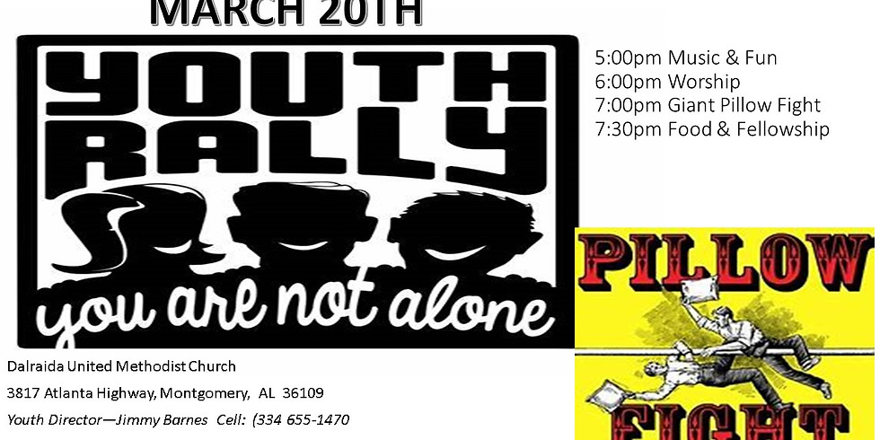 Youth Rally & More