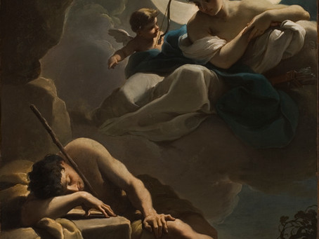 John Keats : Endymion or The Quest for Beauty
