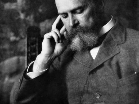 William James: Philosophical insights