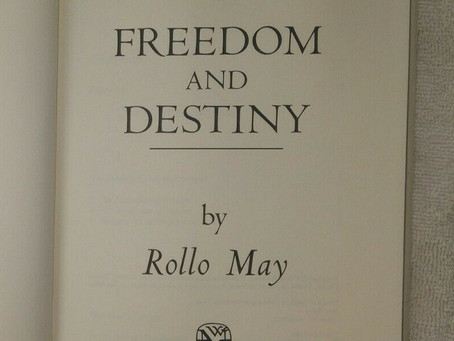 Rollo May : Meditation and the Holy Void