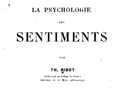 """Les Sensitifs"", par Théodule Ribot"