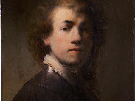 Rembrandt ou le retour à la vie intérieure