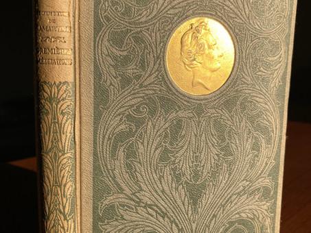 """""""L'Isolement"""", par Alphonse de Lamartine"""