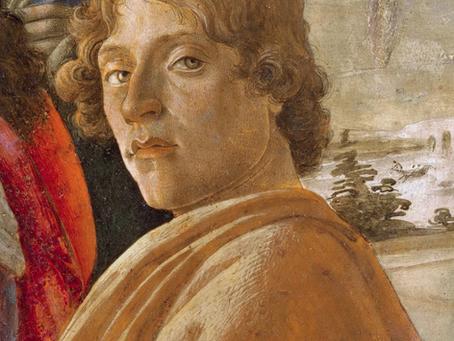 The Life of Sandro Botticelli, by Gorgio Vasari