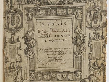 """La Mélancolie de la """"Vanitas"""": de Montaigne à Hamlet"""