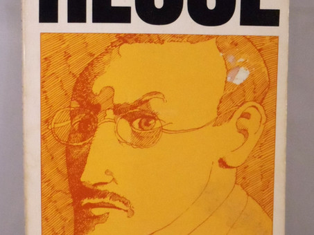"""Hermann Hesse : """"Action and Suffering"""""""