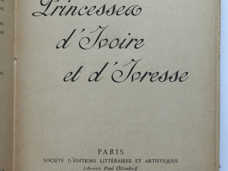 Jean Lorrain : Les Contes