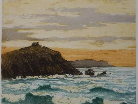 Voyage en Bretagne : De Crozon à Landévennec (par Gustave Flaubert)