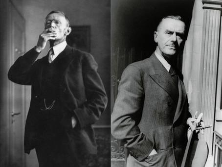 Une fraternité épistolaire : Hermann Hesse et Thomas Mann