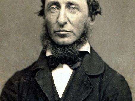 Henry David Thoreau, by R. L. Stevenson