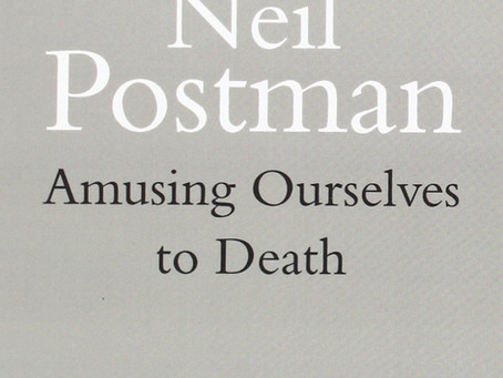 """""""What is television ?"""", by Neil Postman"""
