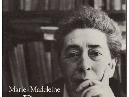 "Marie-Madeleine Davy : ""La recherche de soi"""