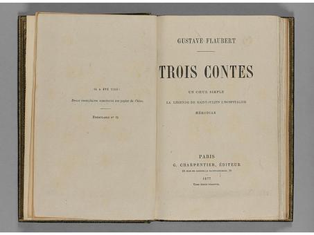 """""""Un coeur simple"""", par Gustave Flaubert"""