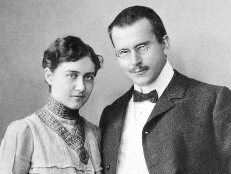 Carl Jung: Lettres de voyages
