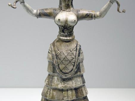Ancient Sculptures of Goddesses