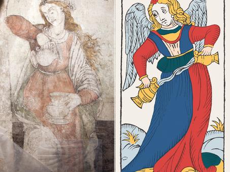 Botticelli et Ficin : Les Mystères du Tarot de Marseille