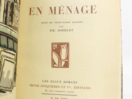 """""""Le temps du collège"""", par J.K. Huysmans"""