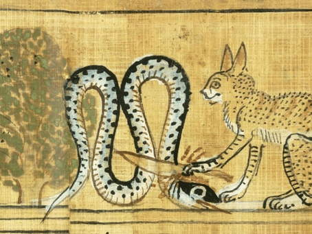 The Cat in Mythology, by Marie-Louise von Franz
