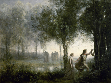 The Poet and The Magic of Orpheus