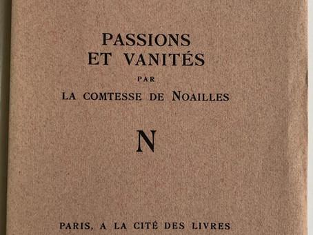 """""""L'Automne en Savoie"""", par Anna de Noailles"""