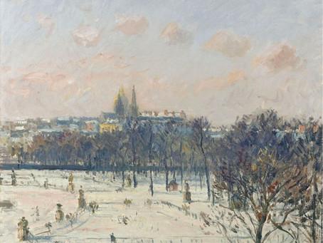 Effets de Neige / Snow Effects (Tableaux / Paintings)