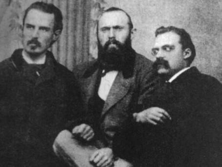 Nietzsche : Letters to his friends