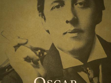 Oscar Wilde: Sorrow wears no mask