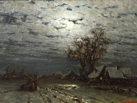 """""""Nuit de Neige"""", par Guy de Maupassant"""