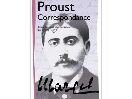 Marcel Proust : Choix de Lettres (#1)