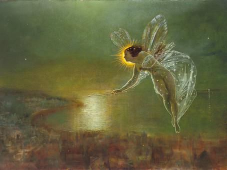 """""""A Fairy World"""", by Henri-Frédéric Amiel"""