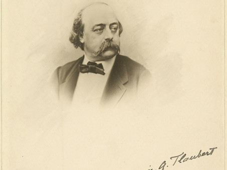 Flaubert : Lettres à Mlle Leroyer de Chantepie