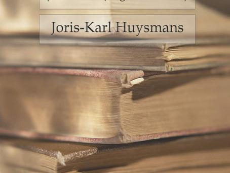 Des Esseintes and his books (Huysmans, Against the Grain)