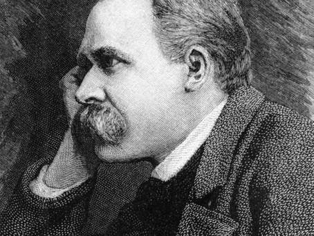 Nietzsche et la souffrance créatrice