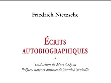 Nietzsche : Souvenirs d'enfance (Noël ; La Musique)