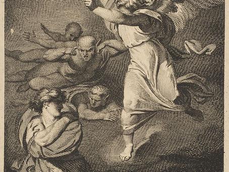 William Blake: Illustrations of Shakespeare