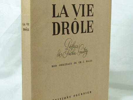 """""""La Vie drôle"""", par Alphonse Allais"""