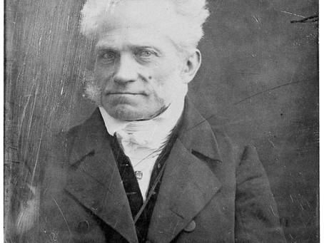 Arthur Schopenhauer : Curriculum Vitae