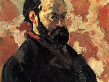 Rainer Maria Rilke: Letters on Cézanne's paintings