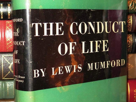 Lewis Mumford : Diagnosis of our times