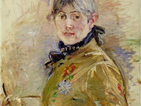 Berthe Morisot, peintre oubliée de l'impressionnisme