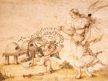 La symbolique de l'abeille dans l'antiquité