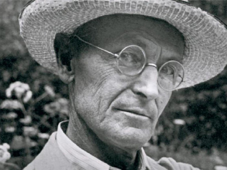 """""""Chinese Parable"""", by Hermann Hesse"""